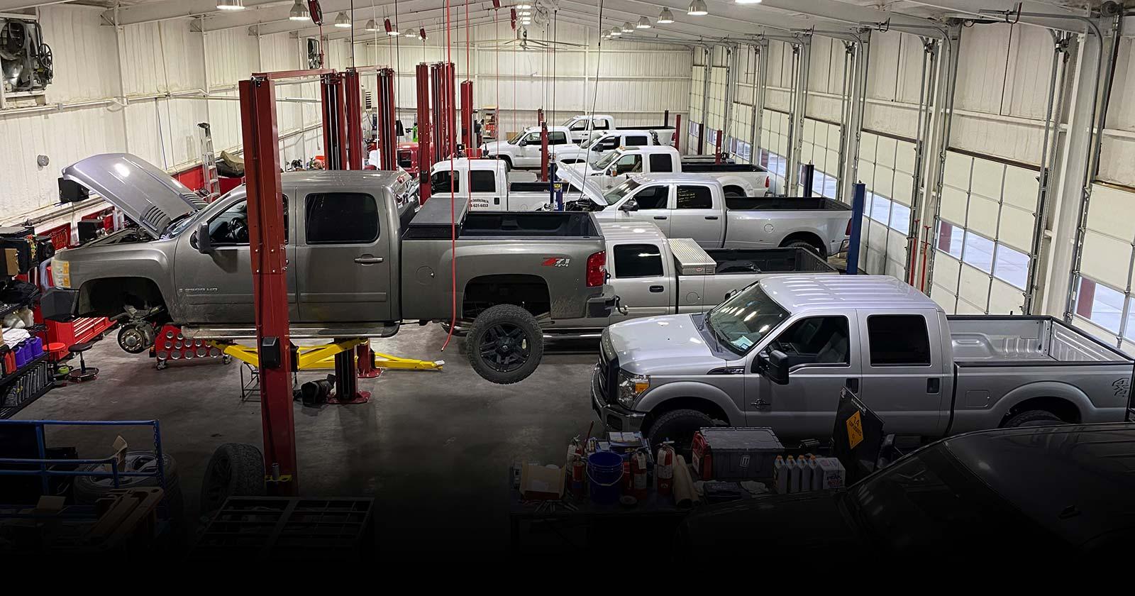 Auto Repair Diesel